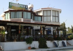 Christophers Restaurant Ayia Napa