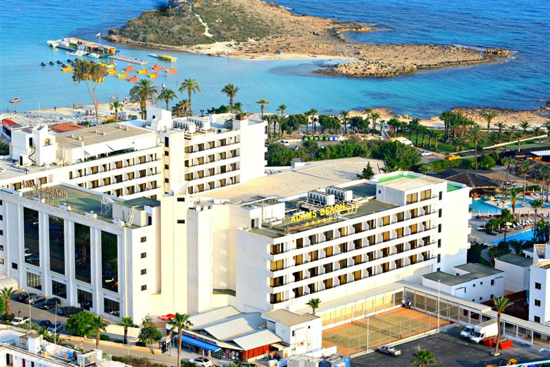 Adams Beach Hotel Larnaca
