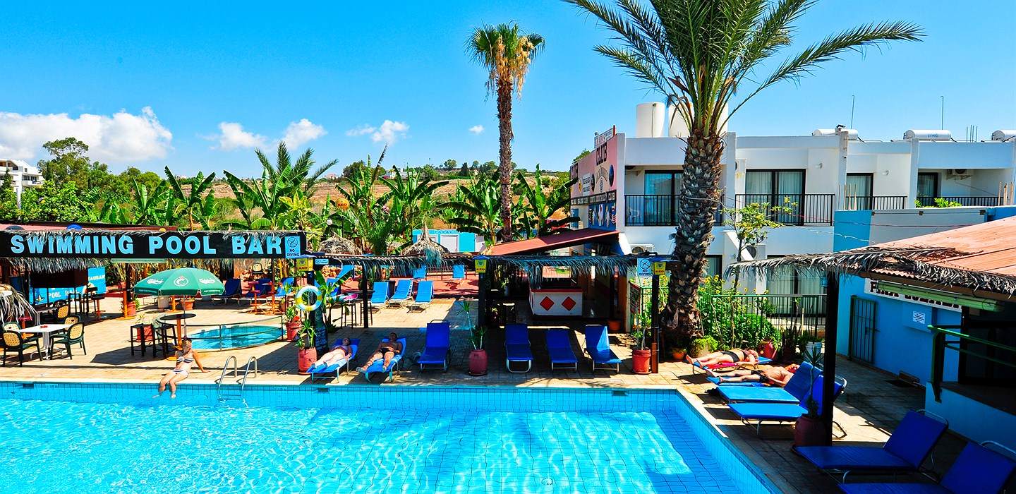 Kkaras apartments ayia napa