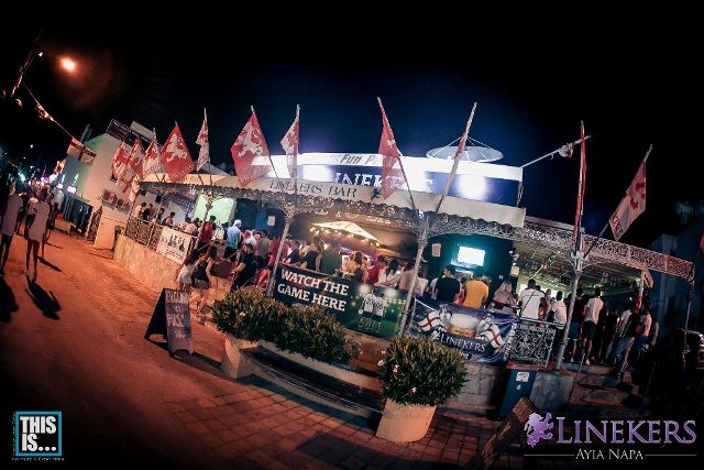 Linekers Bar Ayia Napa