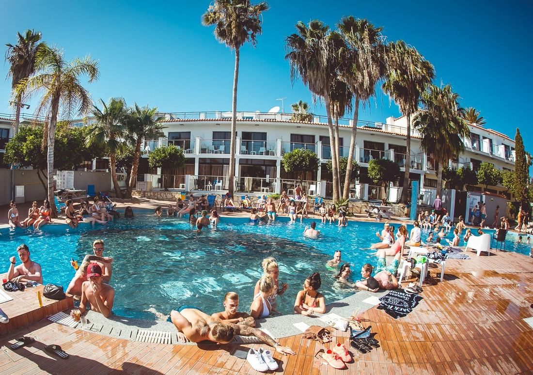 Lively Hotels In Ayia Napa Clubbing Hotels For Lively