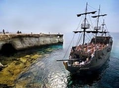 Black Pearl Pirate boat trip from Ayia Napa.