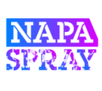 Napa Spray champagne pool party