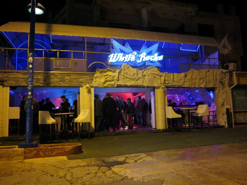 White Rocks Bar Ayia Napa