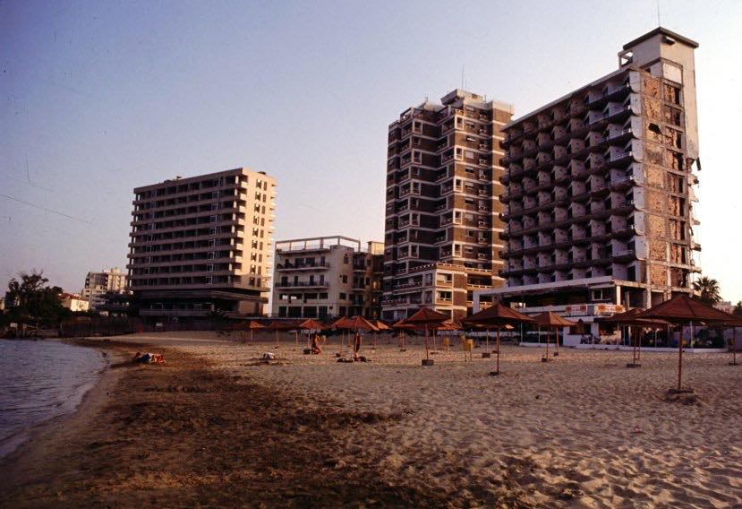Famagusta ghost town excursion from ayia napa
