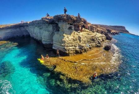Surf and turf excursion cyprus