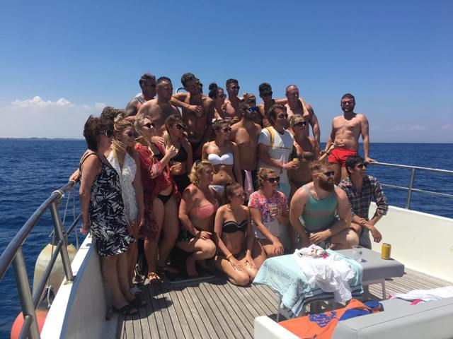 Private Boat Charter ayia napa