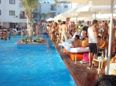 Worksheet. Central hotels in Ayia Napa Accommodation in the heart of town