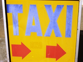 Ayia Napa taxi from airport