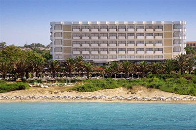 Beach front hotels in ayia napa