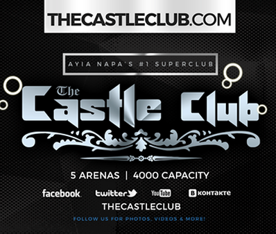Castle Club ayia napa