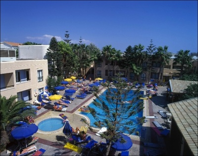 lively hotels in ayia napa