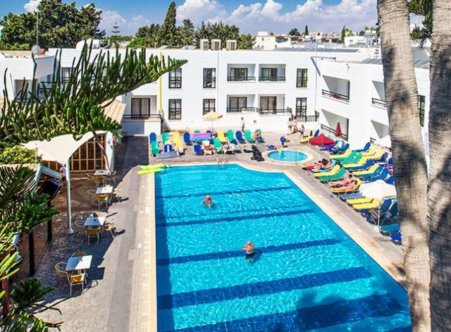 Anthea Apartments Ayia Napa Lively hotel