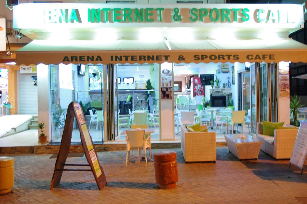 Arena Sports Cafe Ayia Napa