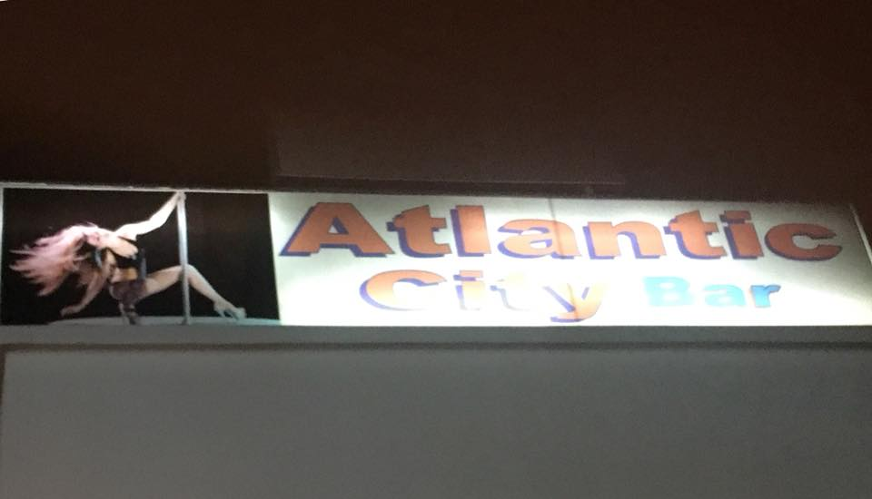 Atlantic city bar Ayia Napa