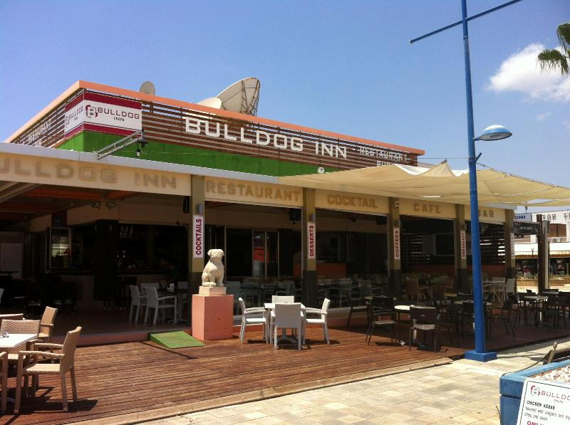 Bulldog Inn Bar Ayia Napa