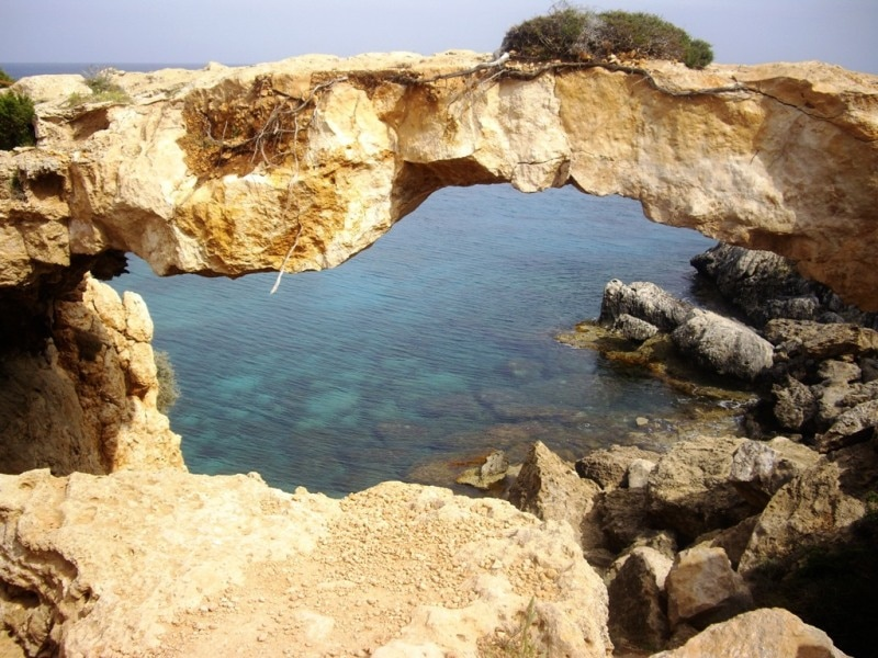 Sea Caves jeep safari Ayia Napa