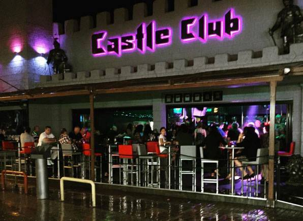 Castle Club bar Ayia Napa