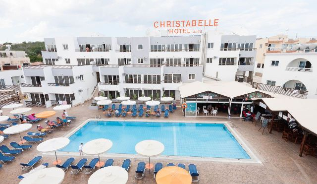 Christabelle Apartments Ayia Napa Lively hotel