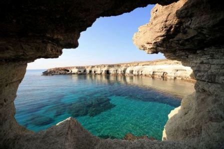 Sea Caves safari cyprus