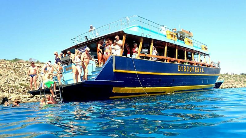 Discovery Boat Trip from Ayia Napa