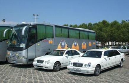 Nissi Bay airport transfers