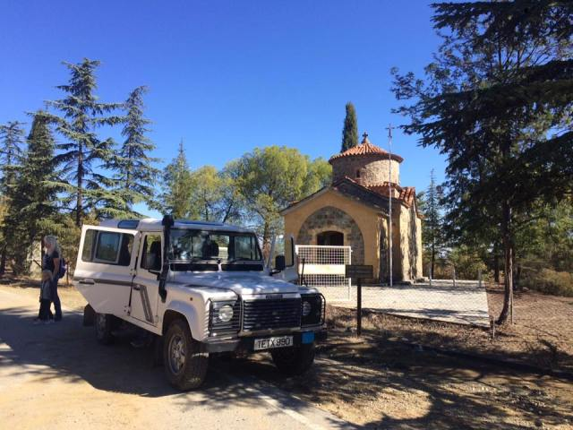 Troodos Jeep Safari from Ayia Napa
