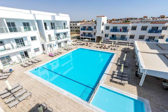 Evabelle Apartments Ayia Napa Lively Hotel