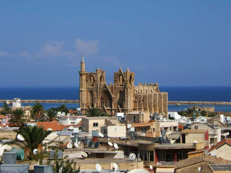 Famagusta by jeep tour from Ayia Napa