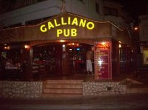 Galliano Pub Ayia Napa