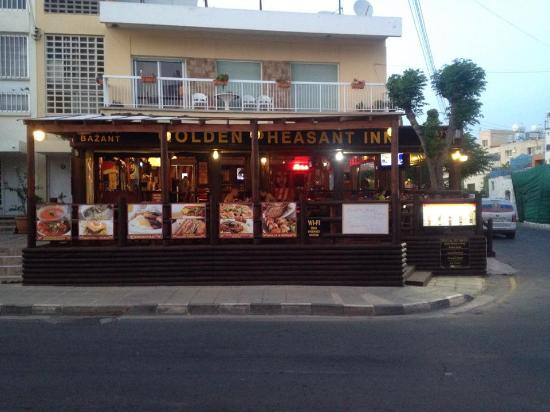 The Golden Pheasant Inn Ayia Napa