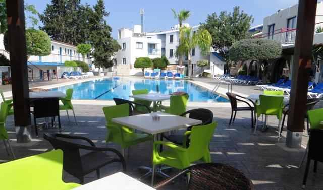 Green Bungalows Ayia Napa Lively Hotel