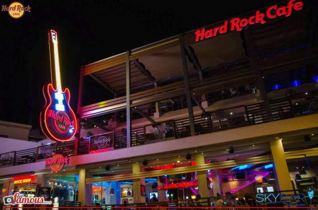 Hard rock Cafe Ayia Napa