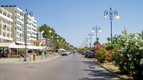 Larnaca city tour from Ayia Napa