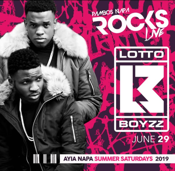 Book Lotto Boyzz Ayia Napa tickets