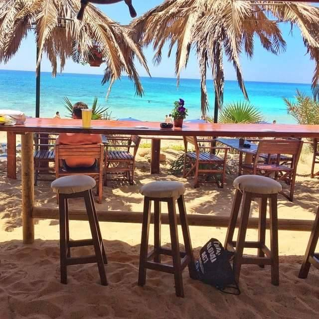 Marcellos Beach Bar Ayia Napa
