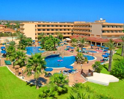 Nissiana Hotel and bungalows for families Ayia Napa