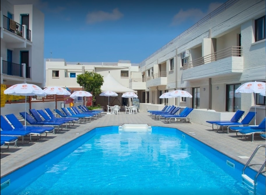 Paloma Apartments Ayia Napa