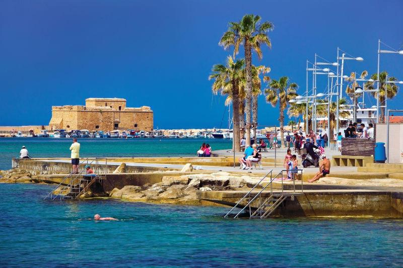 Paphos and Kourion tour from Ayia Napa