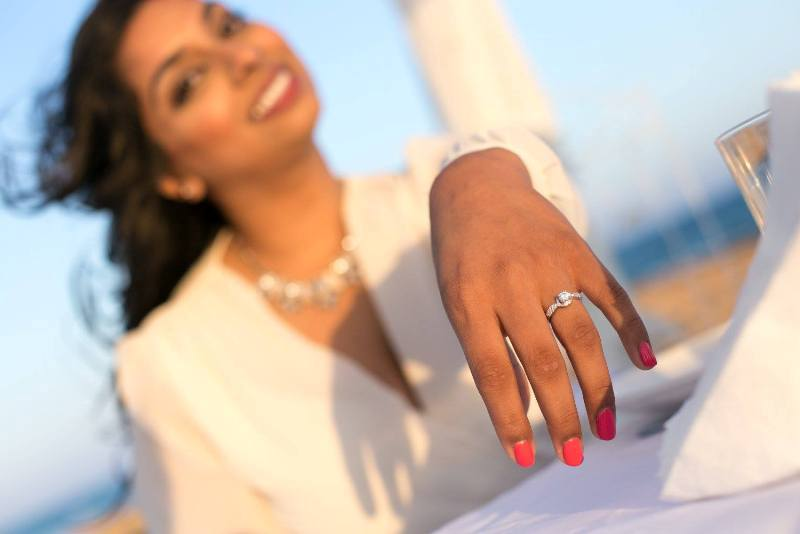 Ayia Napa beach proposal Package