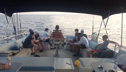 Ayia Napa deep sea fishing