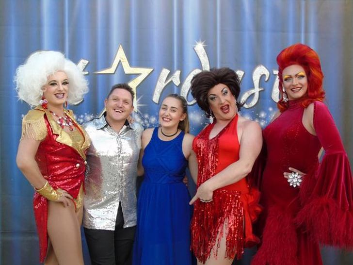 Stardust Variety Show from Ayia Napa