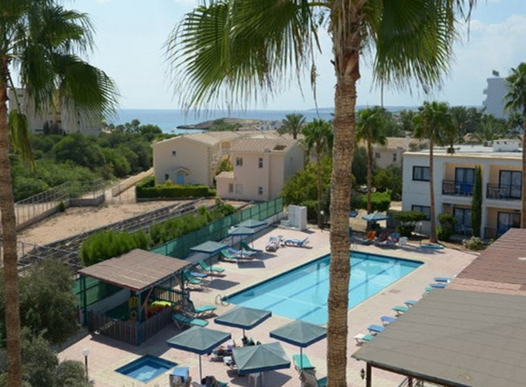 carina apartments Ayia Napa
