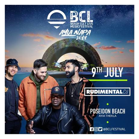 Beach Cult Live Events Ayia Napa