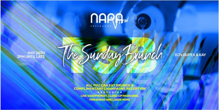 Sunday Brunch Ayia Napa Book Tickets