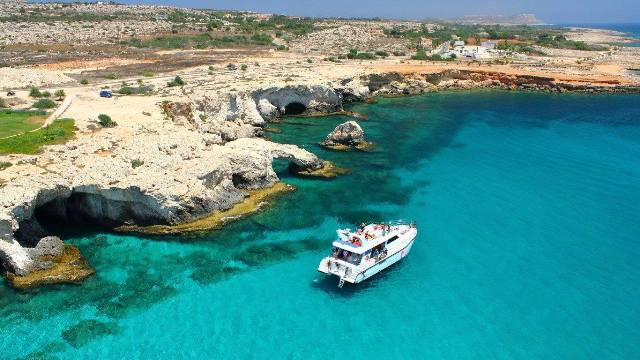 Surf and Turf tour from ayia napa