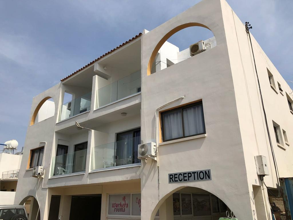 Thomas Apartments Ayia Napa
