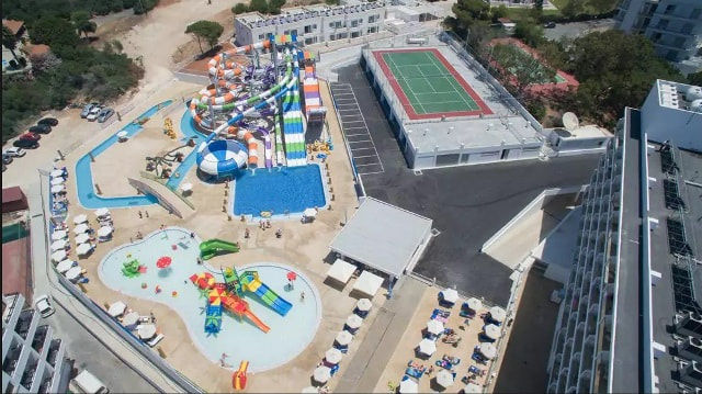 Tofinis waterpark and hotel for families Ayia Napa